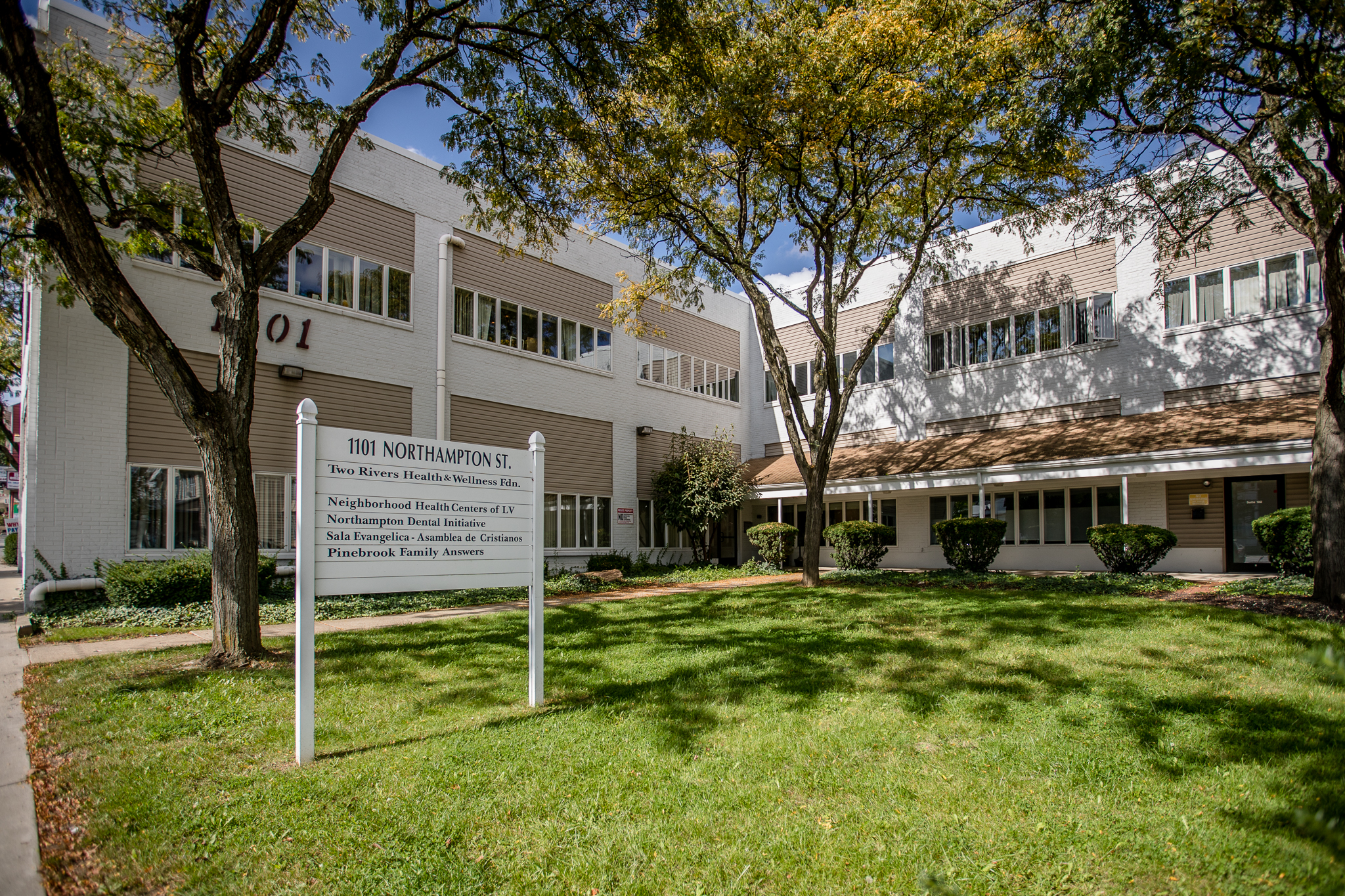 Easton Neighborhood Health Centers Of The Lehigh Valley
